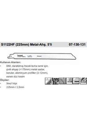 Rayko Tılkı Kuy.Bıc. S1122Hf 225Mm Metal-Ahs.5'Lı