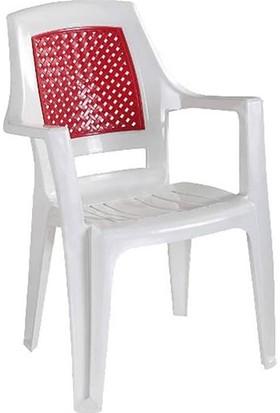Plastıco 2'li Pamukkale Sandalye