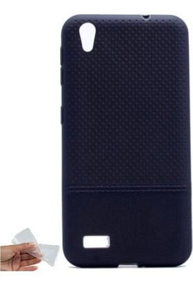 Teleplus Vestel Venüs V3 5010 Benekli Silikon Kılıf