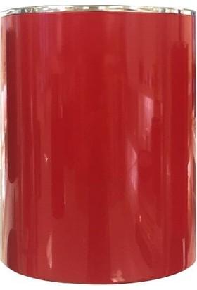 Primanova Lenox Kırmızı Kapaklı Kova