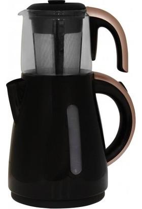 Karaca Rosegold Çay Makinesi 1501