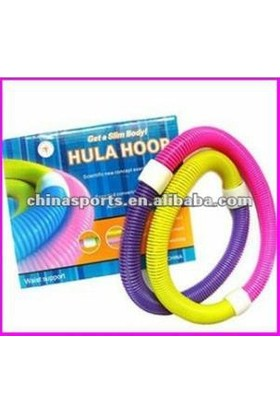 Original Boutique Spor Aleti Yaylı Hula Hoop