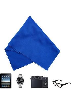 Pratik Mikrofiber Hassas Ekran Temizlik Bezi X76 (30 X 30Cm)
