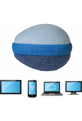 Pratik Screen Egg Ekran Temizlik Topları (2 Adet)
