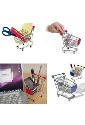 Pratik Minyatür Alışveriş Arabası