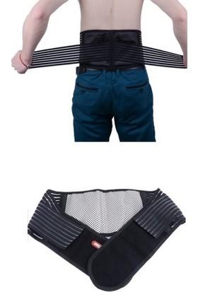 Original Boutique Manyetik Bel Korsesi Welfare (16 Mıknatıslı) Siyah Renk