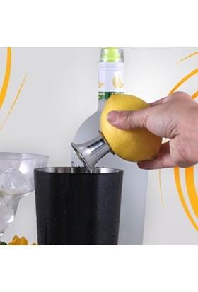 Pratik Neon Limon Sıkacağı