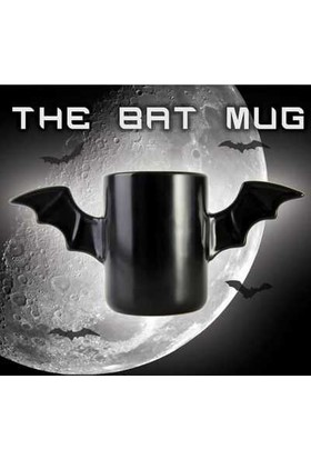 Original Boutique Batman Seramik Kupa Bardak The Bat Mug