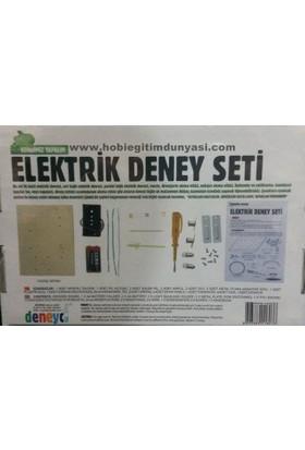 Hobi Eğitim Dünyası Elektrik Deney Seti