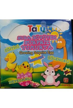 Hobi Eğitim Dünyası Tatu Suda Büyüyen Sürpriz Yumurta