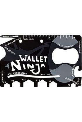 Original Boutique Acil Durum Kiti Ninja Wallet