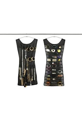Pratik Elbise Şeklinde Takı-Mücevher Organizeri