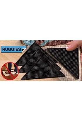 Original Boutique Halı Kaydırmaz Ped - Ruggies 4'lü