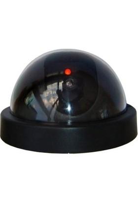 Pratik Hareket Sensörlü Caydırıcı Dome Güvenlik Kamerası