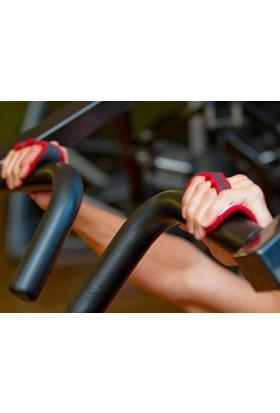 Pratik Kaydırmaz Terletmez Sporcu Fitness Eldiveni