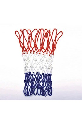 Voit 4Mm Basketbol Filesi Kırmızı-Beyaz-Mavi 4Mm