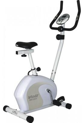 Voit BS 201 Dikey Bisiklet Beyaz-Gri