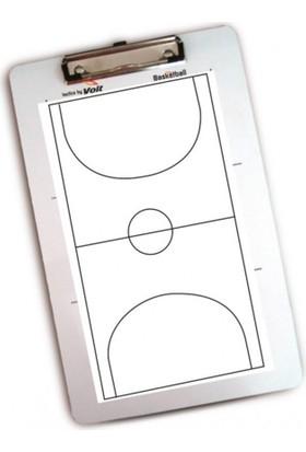 Voit Taktik Tahtası Kalemli Basketbol