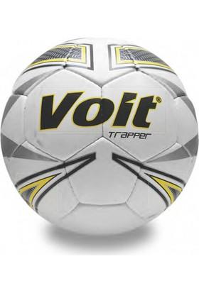 Voit Trapper Futbol Topu Beyaz-Sarı 5 Numara