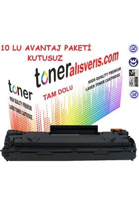 Paintter Hp Q 2612A 10Lu Paket Kutusuz- 1010, 1012İ, 1015, 1018, 1020, 1022 Muadil Toner