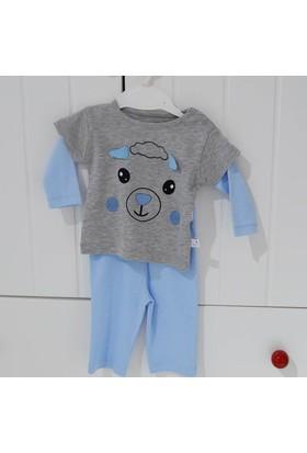 Minisse 4070 Bebek Alt Üst Takım