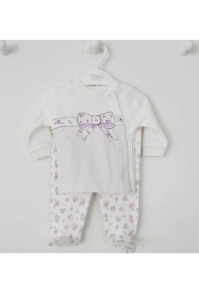 Tongs Baby T-1015 Bunny Kız Bebek Takım