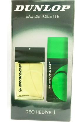 Dunlop Klasik (Yeşil) Edt 100 Ml - Erkek Parfüm Set