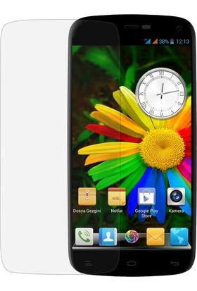 CaseUp General Mobile Discovery CaseUp Şeffaf Ekran Koruyucu