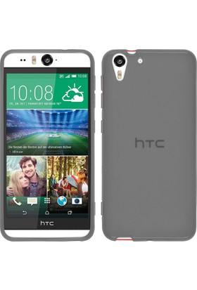CaseUp HTC Desire Eye Kılıf İnce Silikon Cam