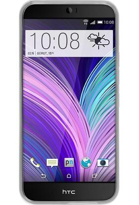 CaseUp HTC One M9 Kılıf İnce Silikon Cam