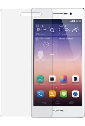 CaseUp Huawei P7 CaseUp Şeffaf Ekran Koruyucu