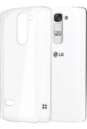 CaseUp LG G4C Kılıf Kristal Şeffaf Cam
