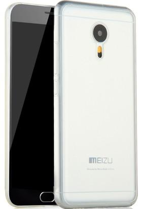 CaseUp Meizu M2 Note (Note 2) Kılıf Transparent Soft Cam