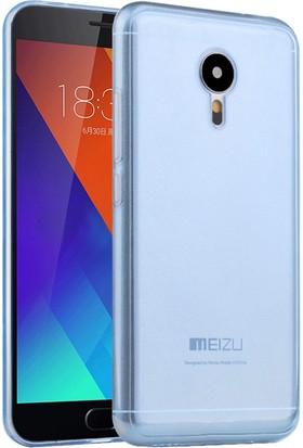 CaseUp Meizu MX5 Kılıf Transparent Soft Cam