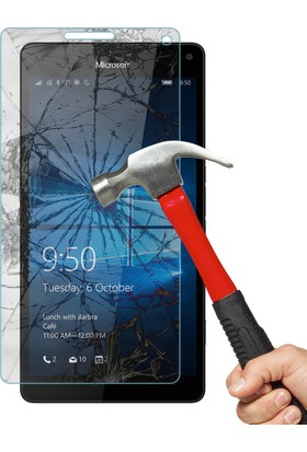 CaseUp Microsoft Lumia 950 XL CaseUp Ekran Koruyucu