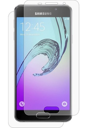 CaseUp Samsung Galaxy A3 2016 Ön ve Arka Full body Ekran Koruyucu Film