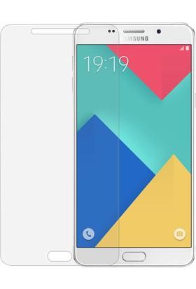 CaseUp Samsung Galaxy A9 2016 CaseUp Şeffaf Ekran Koruyucu