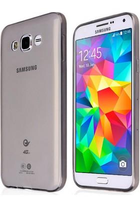 CaseUp Samsung Galaxy Core Prime Kılıf İnce Silikon Cam