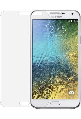 CaseUp Samsung Galaxy E5 CaseUp Şeffaf Ekran Koruyucu