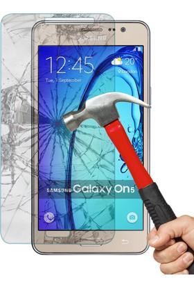CaseUp Samsung Galaxy On5 CaseUp Ekran Koruyucu