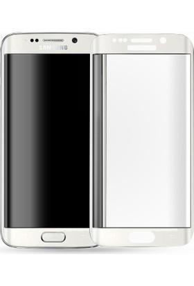 CaseUp Samsung Galaxy S6 Edge CaseUp Kavisli Ekran Koruyucu
