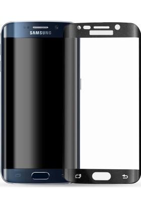 CaseUp Samsung Galaxy S6 Edge+ Plus CaseUp Kavisli Ekran Koruyucu