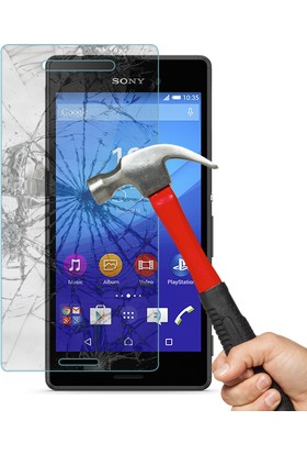 CaseUp Sony Xperia M4 Aqua CaseUp Ekran Koruyucu
