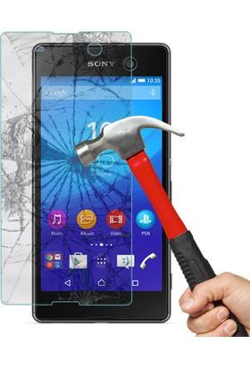 CaseUp Sony Xperia M5 CaseUp Ekran Koruyucu