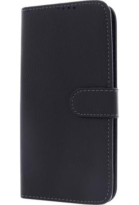 CaseUp Sony Xperia Z2 Kılıf Cüzdanlı Suni Deri Cam