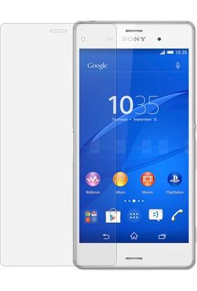 CaseUp Sony Xperia Z3 CaseUp Şeffaf Ekran Koruyucu