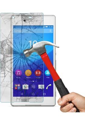 CaseUp Sony Xperia Z3+ Plus CaseUp Ekran Koruyucu