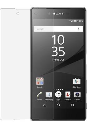 CaseUp Sony Xperia Z5 CaseUp Şeffaf Ekran Koruyucu