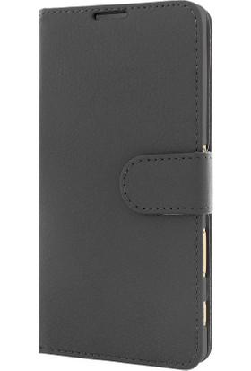 CaseUp Sony Xperia Z5 Premium Kılıf Cüzdanlı Suni Deri Cam