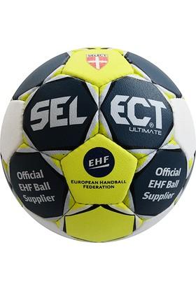 Select Ultimate Ehf Onaylı Dikişli 3 No Hentbol Maç Topu